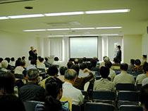 横浜市主催「C型肝炎講演会」を開催
