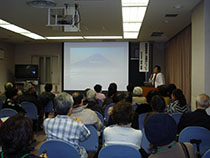 2月の健康懇話会を開催