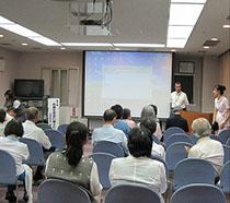 7月の健康懇話会開催