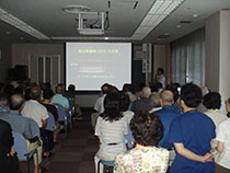 9月の健康懇話会開催