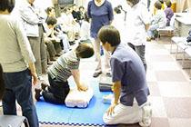 泉区福祉保健センター共催平成23年度応急処置講習会を開催!!