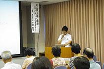 9月 健康懇話会を開催いたしました