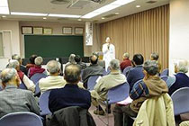 1月の健康懇話会を開催いたしました