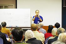 12月の健康懇話会を開催いたしました