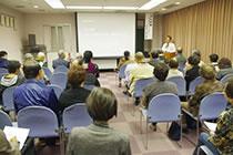 10月の健康懇話会を開催いたしました