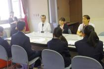 中学生職場体験学習