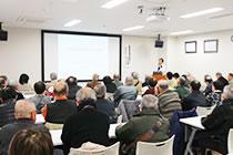 3月の健康講話会を開催しました