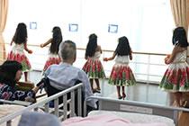 緩和ケア病棟にて夏祭りを開催しました