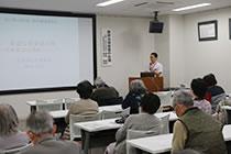12月の健康講話会を開催しました