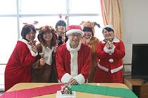緩和ケア病棟 クリスマスイベントを開催いたしました