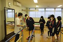 中学生職場体験