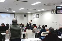 2月の健康講話会を開催しました