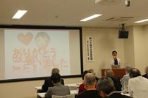 3月の健康懇話会を開催いたしました